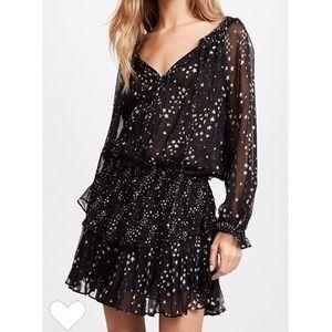 LoveShackFancy Nightsky Popover Dress NWT SzL 🌟✨
